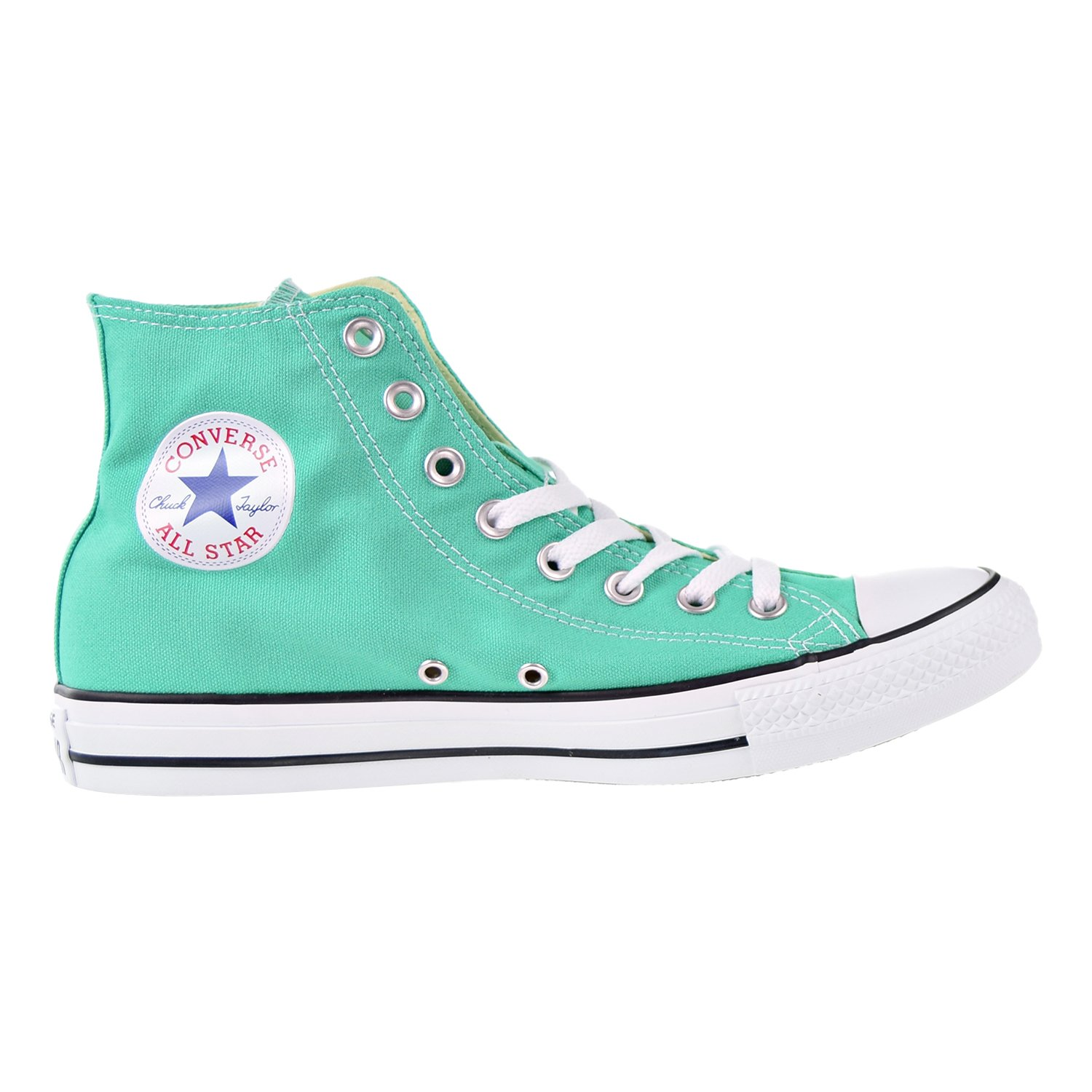 Converse Unisex Chuck Taylor All-Star High-Top Casual Sneakers in Classic Style and Color and Durable Canvas Uppers B01HSH8TR8 12 B(M) US Women / 10 D(M) US Men|Menta