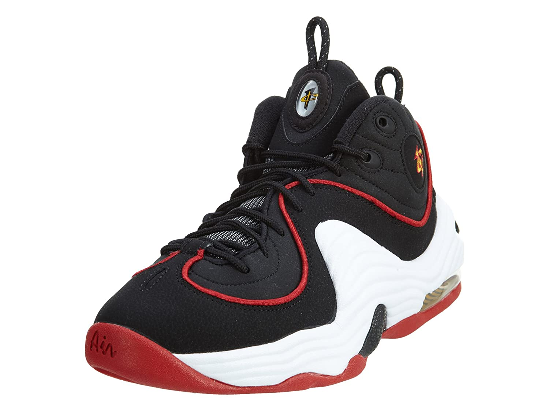 Penny Nike Nike Air Ii (gs) Fashion-baskets 820249-400_3.5y - Collège Bleu Bleu Collège / blanc / noir 38 EU Black/Red-white-yellow aa65f4
