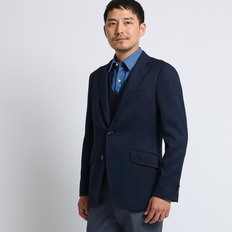 (タケオキクチ) TAKEO KIKUCHI 【洗える】CS_カルゼフォルモザジャケット [ メンズ ジャケット ] 07044008 B07CT8HTJW 04(LL) ネイビー(093) ネイビー(093) 04(LL)
