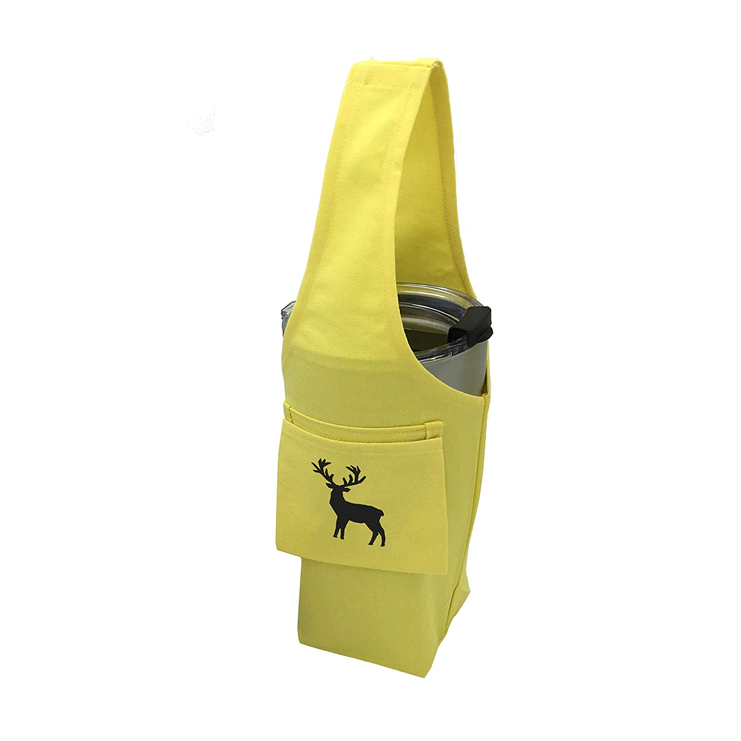Deer YCCT Reusable Travel Coffee and Drink Bag