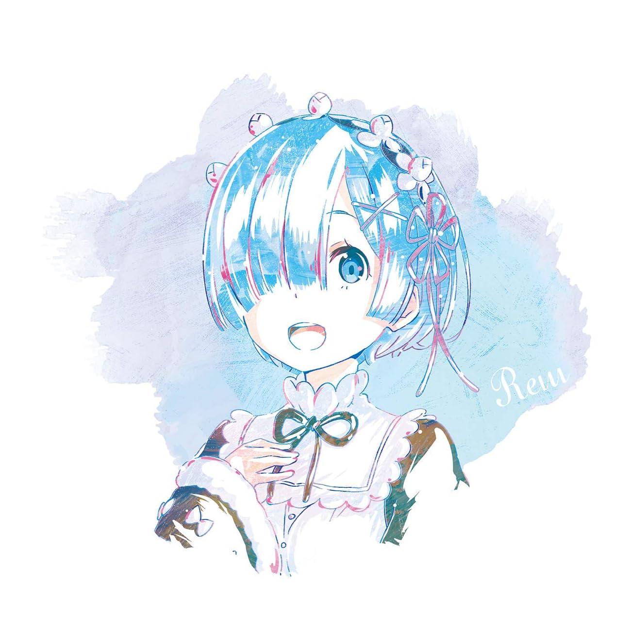 Re ゼロから始める異世界生活 Ipad壁紙 レム アニメ スマホ用画像121846