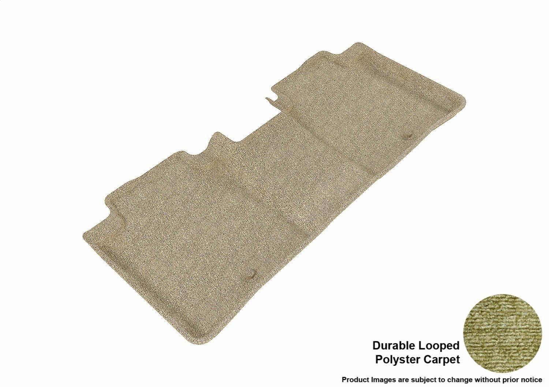Black L1LX02702209 3D MAXpider Complete Set Custom Fit Floor Mat for Select Lexus ES// ES Hybrid Models Classic Carpet