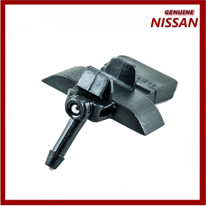 Nissan Micra K12 parabrisas arandela Jet o/s o N/S 28930 AX600: Amazon.es: Coche y moto