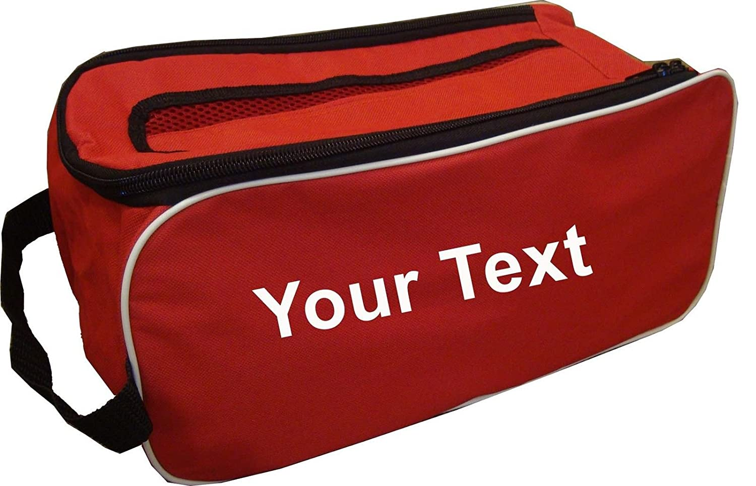 PERSONALISED Football Boot Bag / Shoe Bag New Prostyle Sports Football/Rugby/Hockey/Gym