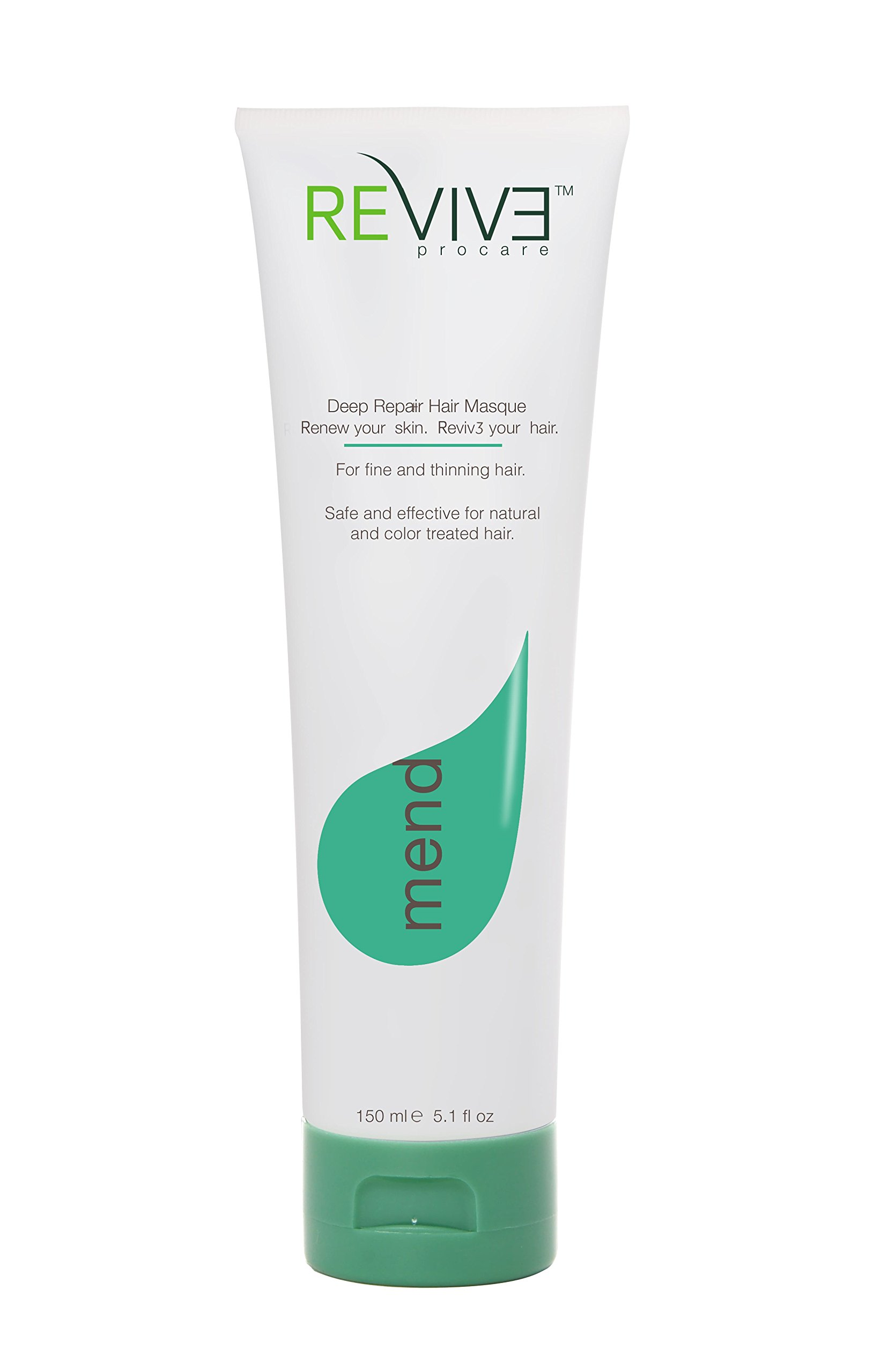 Revive ProCare MEND: Deep Repair Hair Masque 5.1 Oz