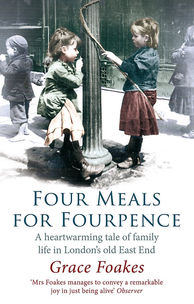 Download Four Meals for Fourpence pdf epub