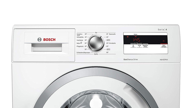 Bosch Serie 4 WAN28040 - Lavadora (Independiente, Carga ...