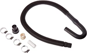 Whirlpool 40922 Hoses And Tubing Extension Kit, BLACK