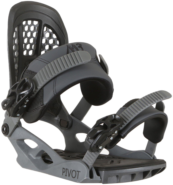 M3 Pivot Snowboard Bindings Mens