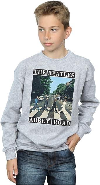The Beatles niños Abbey Road Camisa De Entrenamiento: Amazon ...