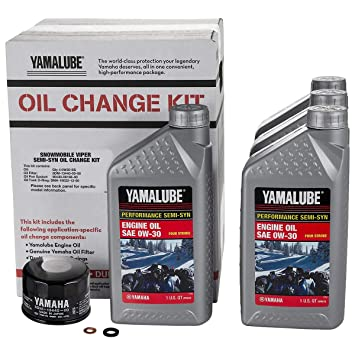 Synthetic Oil Change >> Amazon Com Yamaha Sidewinder Sr Viper Semi Synthetic Oil