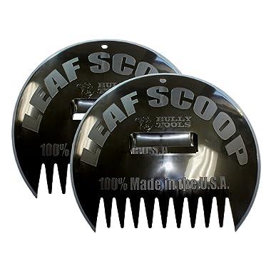 Bully Tools 1000 Poly Leaf Scoop (2 Pack)