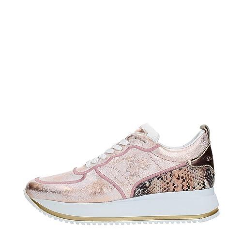 La Martina Shoes L5122186 Sneakers Donna  Amazon.it  Scarpe e borse 6399932765c