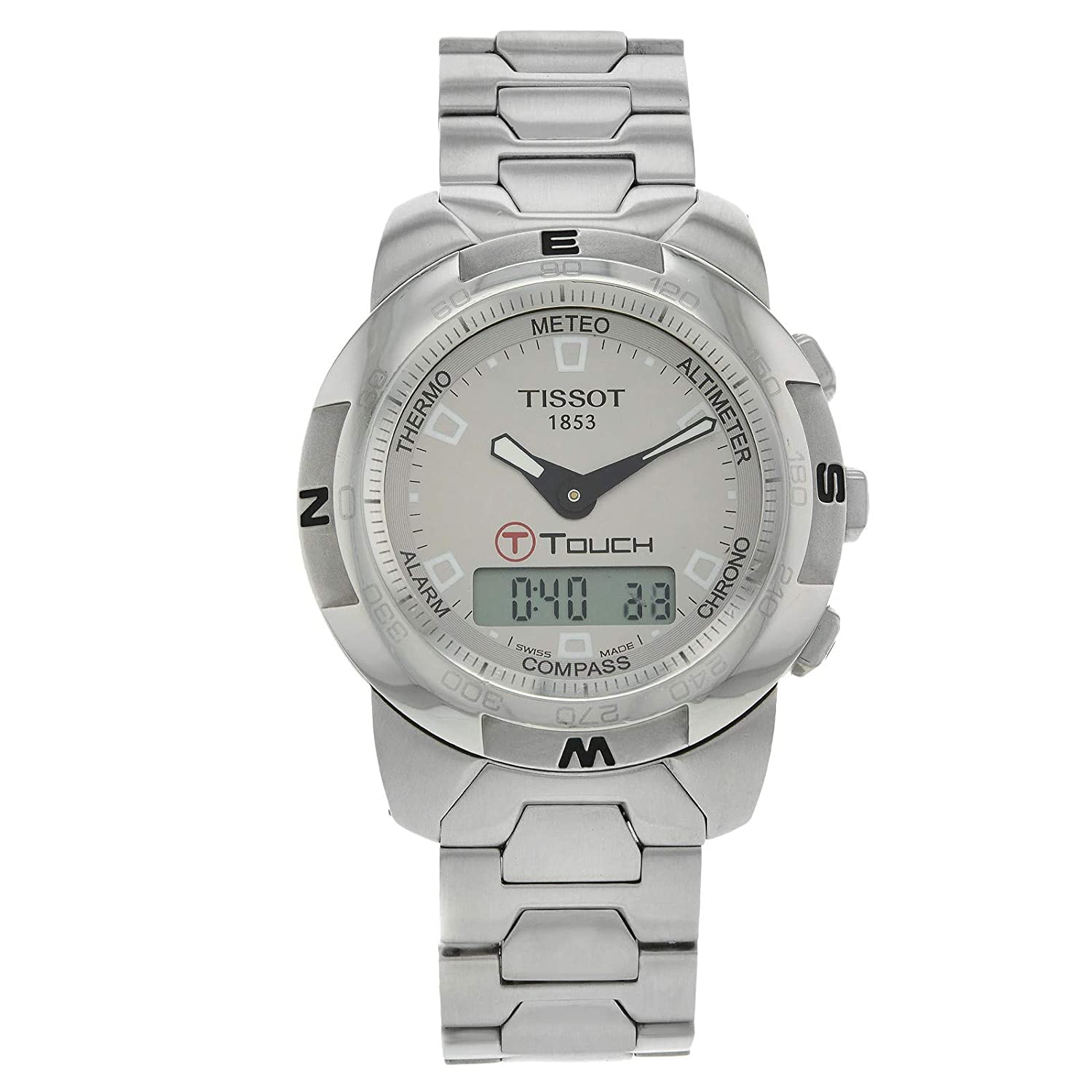 Amazon.com: Mathey-Tissot T-Touch Quartz Male Watch T33 ...
