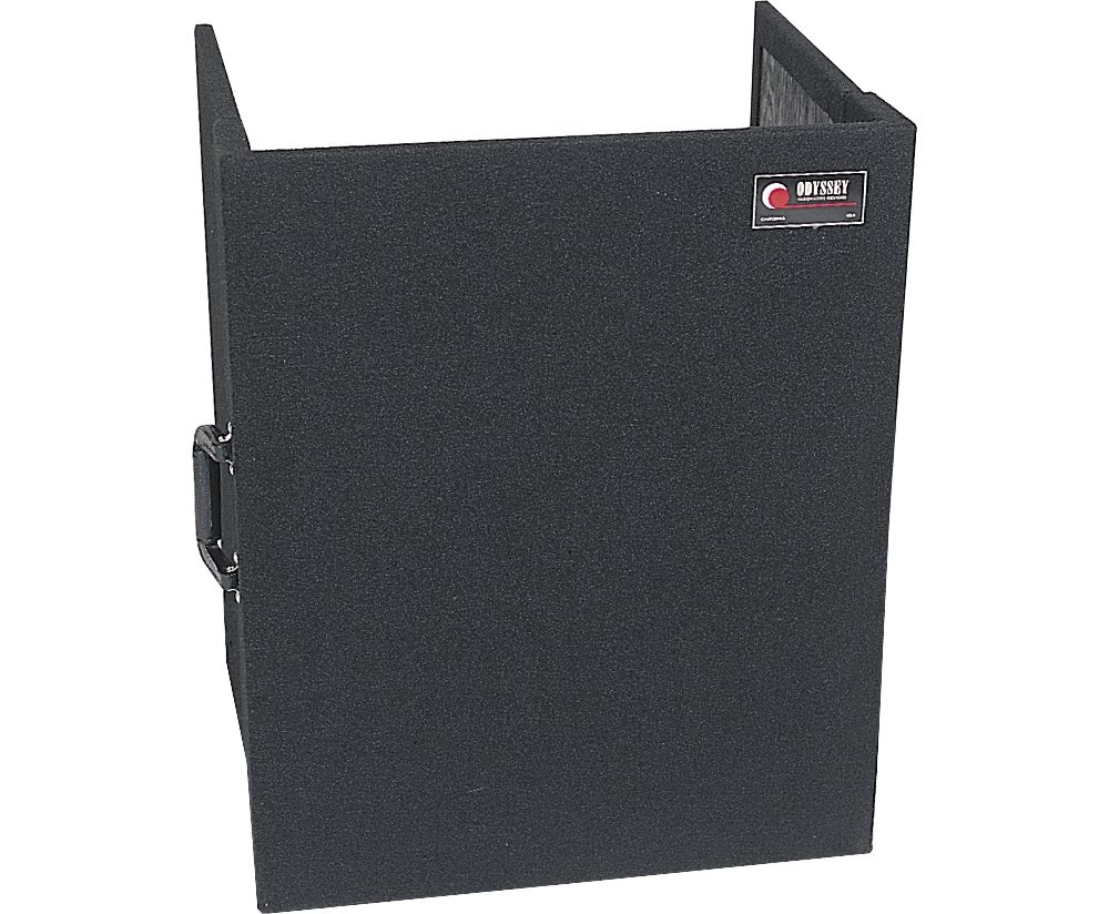 Odyssey CF2124 Carpeted Foldout Stand For Most Combo Racks And Dj Coffins Odyssey Innovative Designs