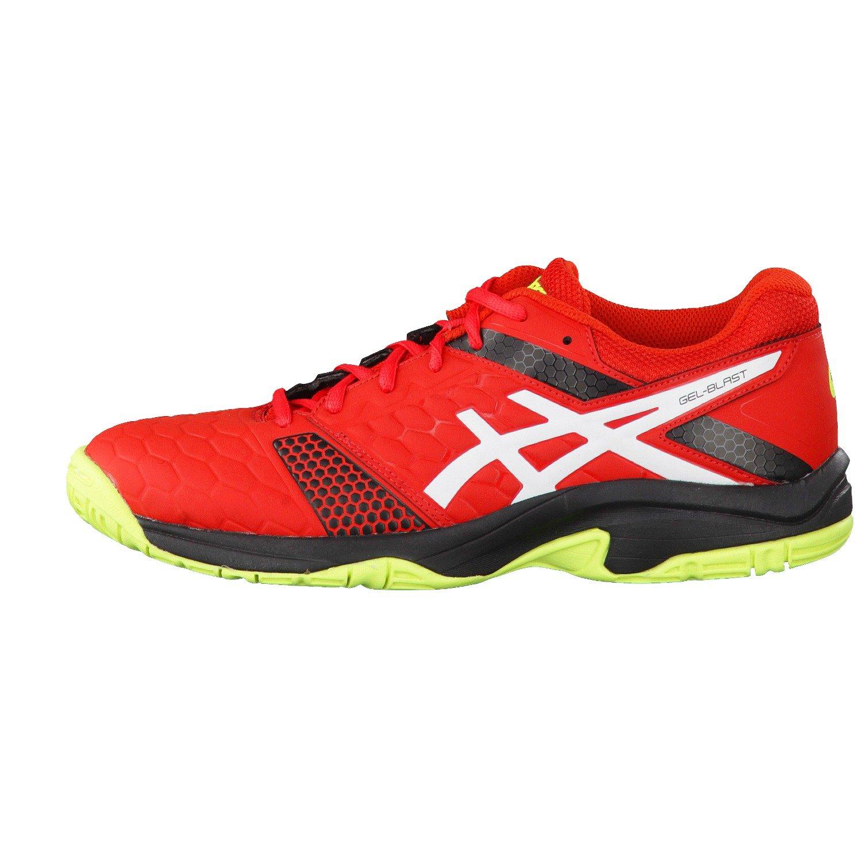 Chaussures junior Asics Gel-BLAST 7 GS rouge/blanc/jaune: Amazon.co.uk:  Sports & Outdoors
