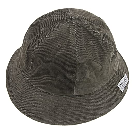 956a96aa6ed Unisex Packable Daily Summer Hat Travel Outdoor Corduroy Bucket Hat Sun  Protection at Amazon Women s Clothing store