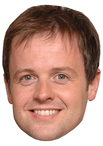 CELEBRITY FACE MASK KIT - Declan Donnelly - DO IT YOURSELF (DIY) #1