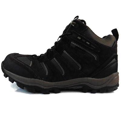 Khombu Men's Terrain Waterproof Hiker/Winter Boots Brown 8M | Hiking Boots