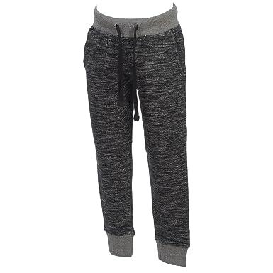Biaggio Kloril zebra k-Pantalon-blk-Pantalón de chándal negro 10 ...