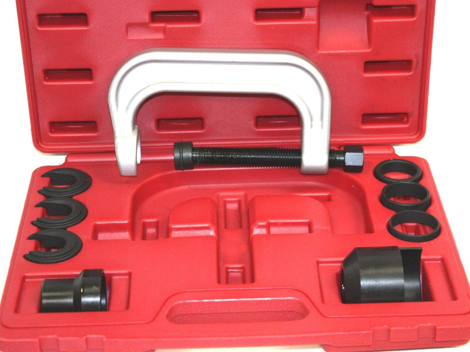 M2 Outlet Upper Control Arm Bushing Removal Installer Service Set with C Frame for Ford GM Chrysler by M2 Outlet (Image #2)