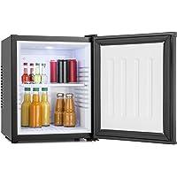 Klarstein MKS-10 • Minibar • Réfrigérateur de chambre • Classe énergétique A • 19 L • Silencieux avec 0 dB • Noir