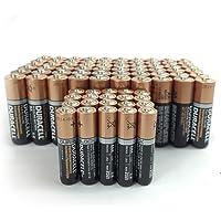 Duracell 60 AA 20 AAA Duralock Batteries