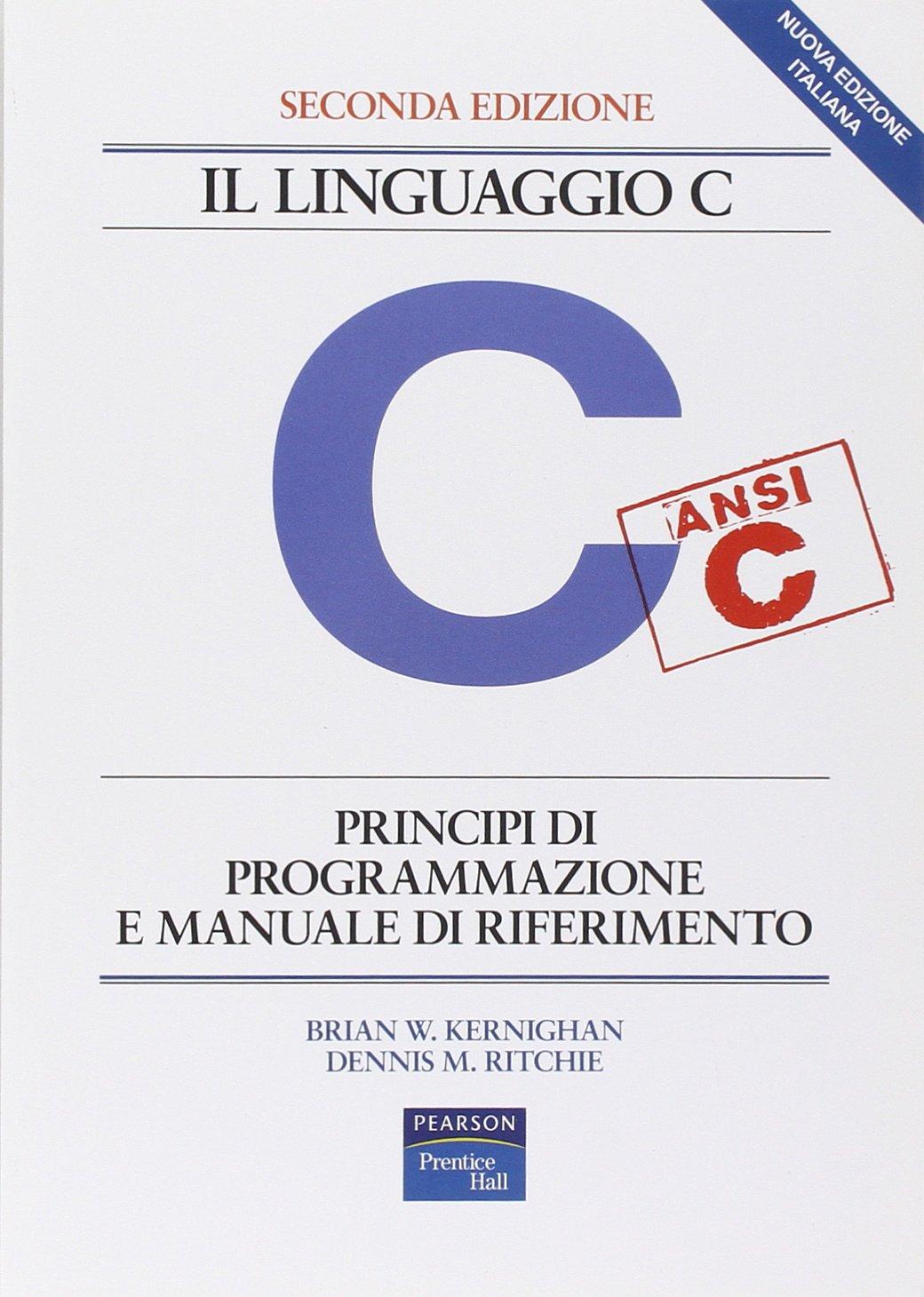 Programmazione fondamenti di pdf c il tecniche linguaggio e