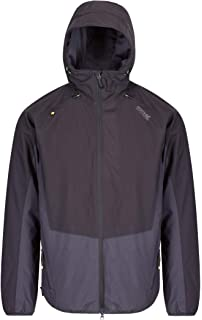 Regatta Mens Bardolf Stretch Waterproof Shell Jacket