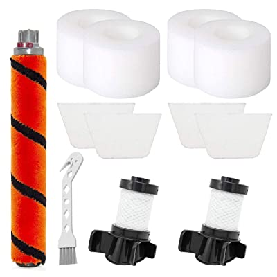 2x Foam /& Felt Filter Kit for Shark ION IF200 IF281 IF282 IR70 IR100 IR141 IR142