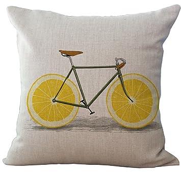Amazon.com: YJ oso Fruit Rueda de vehículo bicicleta ...