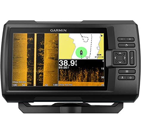 Garmin Striker 7SV con transductor, localizador de pesca GPS de 7 ...