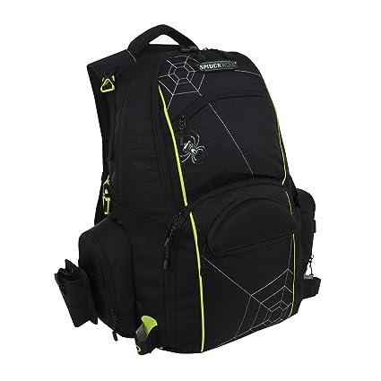 Amazon.com  Spiderwire Fishing Tackle Backpack W  3 Medium Utility ... b5177a72b9