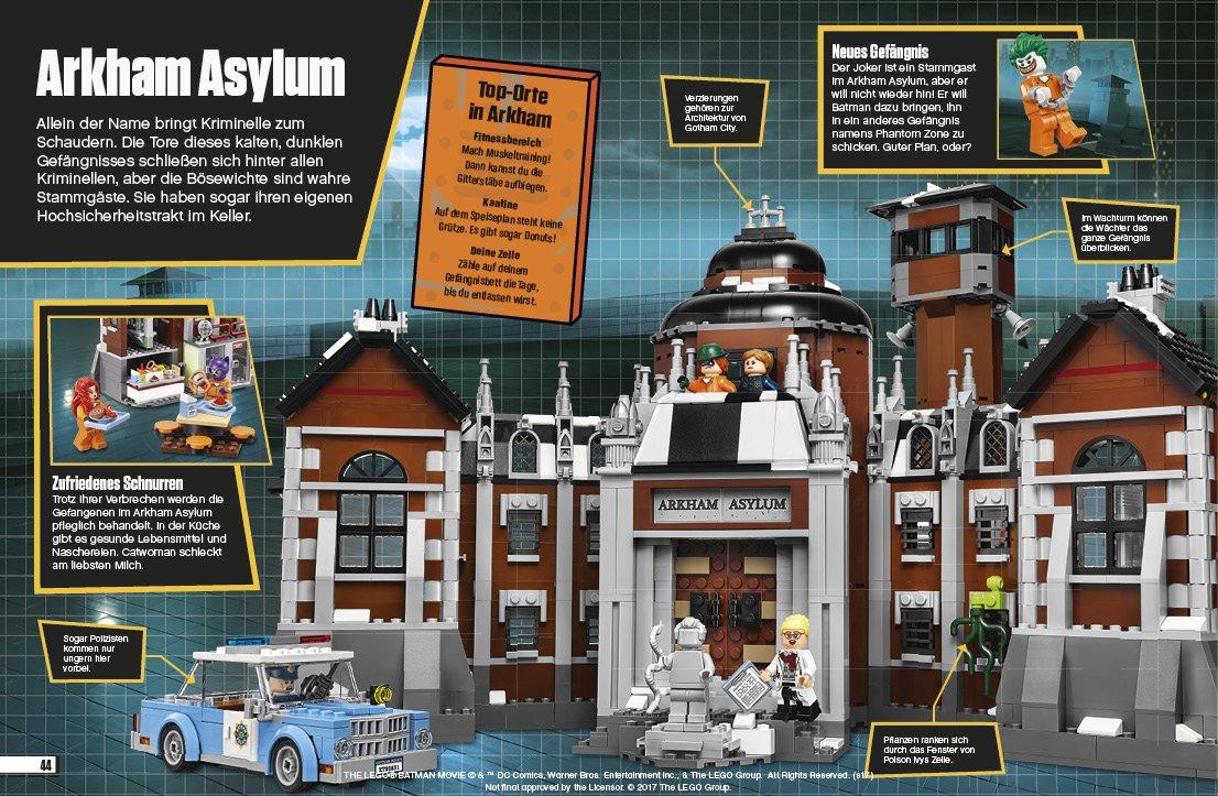 The Lego Batman Movie 9783831032525 Amazoncom Books