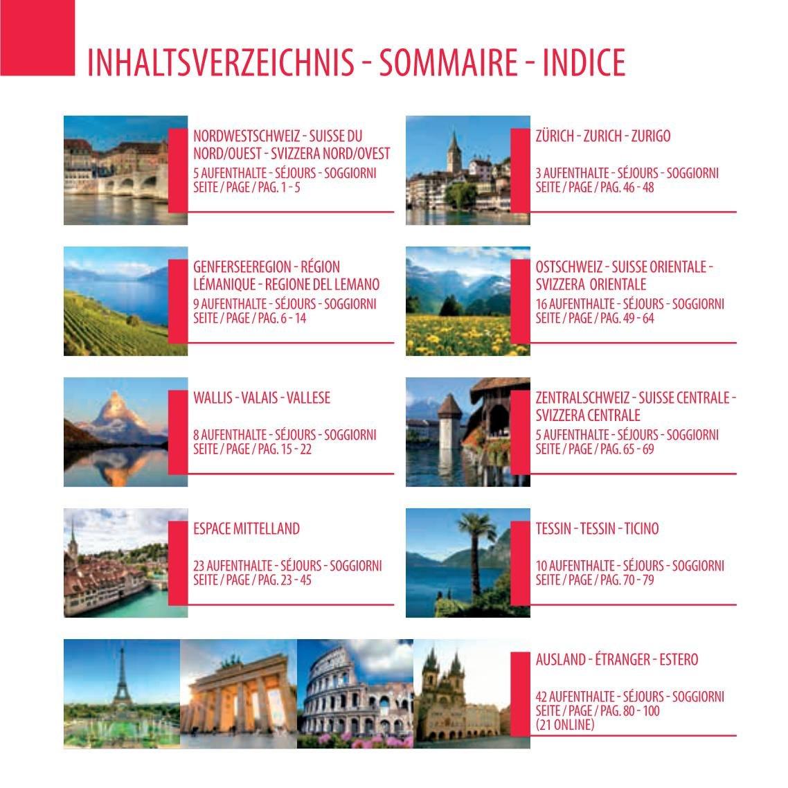 Smart Box Switzerland - Gift Box - You - 4 * Hotels, 60 Michelin ...