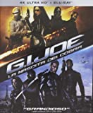 G.I.Joe: La Nascita dei Cobra (4K Ultra HD + Blu-Ray)