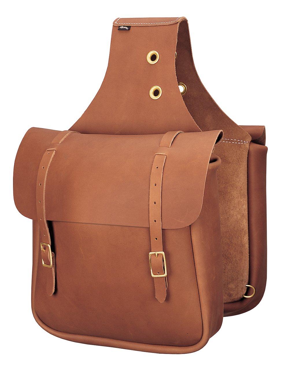 6c6e1cb1455f Amazon.com   Weaver Leather Chap Leather Saddle Bag   Horse Saddle  Accessories   Sports   Outdoors