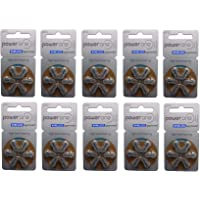 Power One Mercury Free Hearing Aid Batteries Size P312