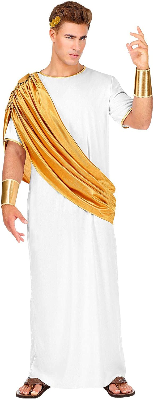 Multicolore 7873 L Widmann- Romani e Greci Roma e Antica Grecia Costume Adulto