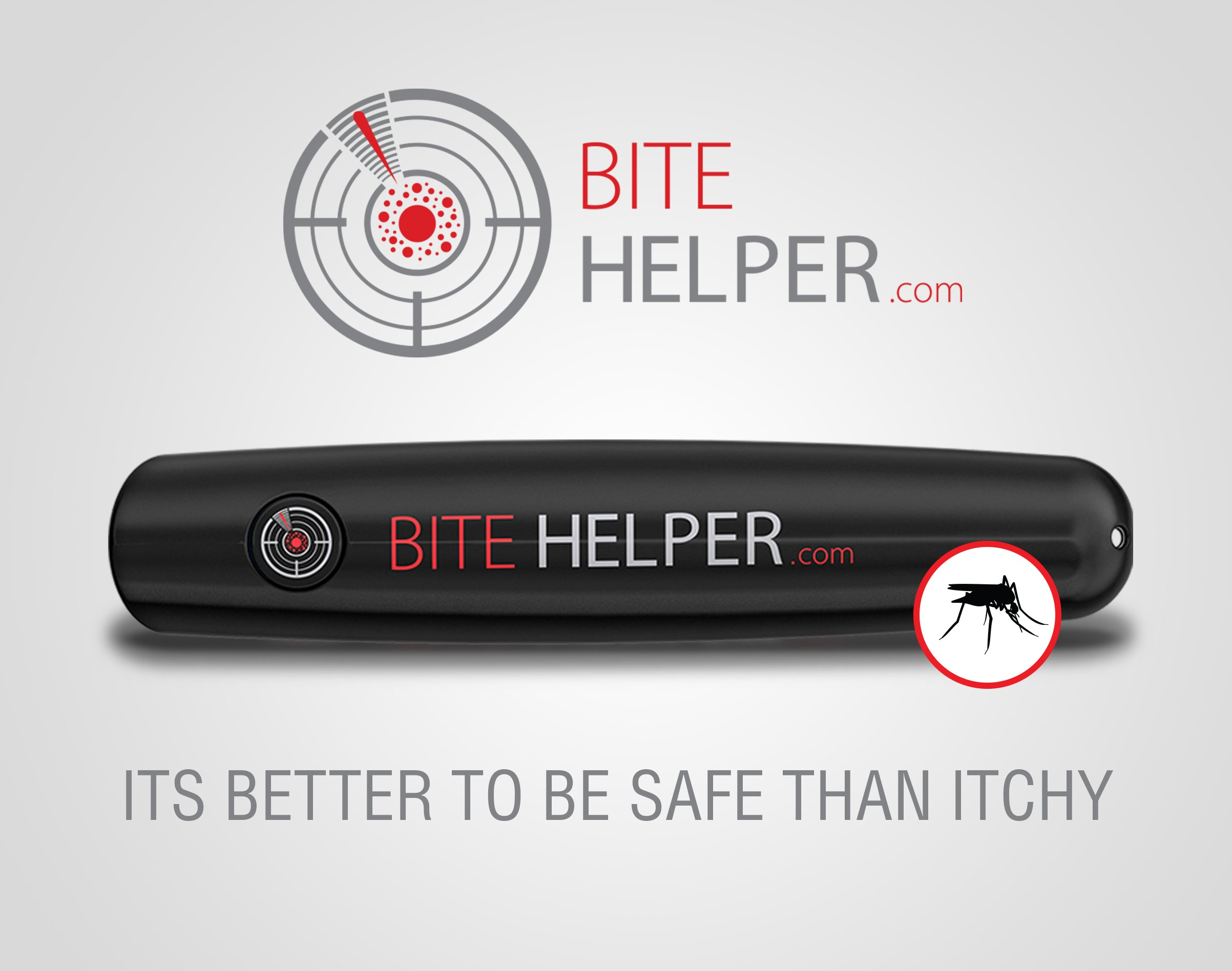Bite Helper - Bug Bite Itch Neutralizer, Itch Relief Solution for the Entire Family