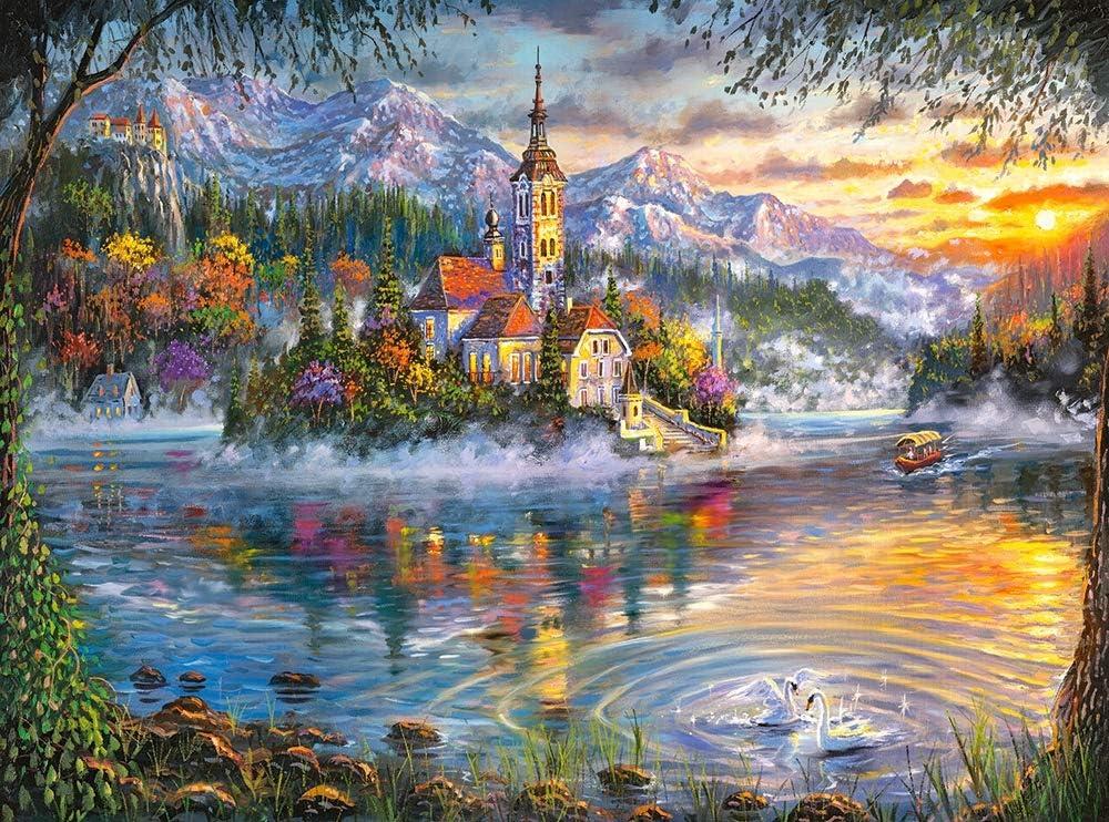 Castorland Fall Splendor 3000pieza(s) - Rompecabezas (Jigsaw ...