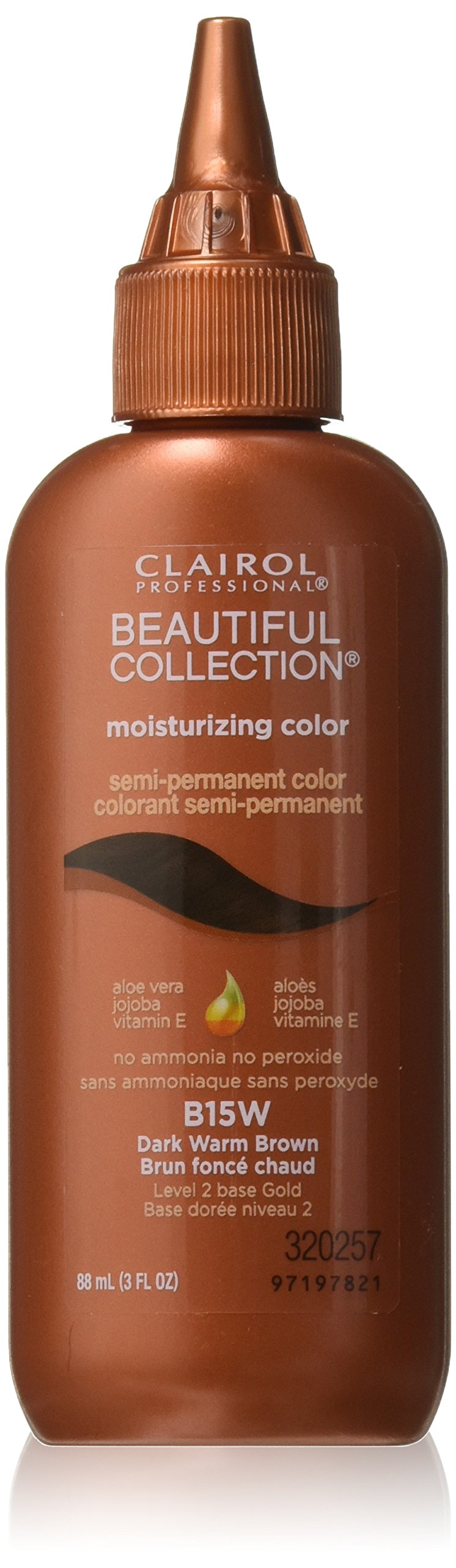 Amazon clairol professional beautiful collection semi clairol professional beautiful collection semi permanent hair color dark warm brown 3 ounce geenschuldenfo Gallery