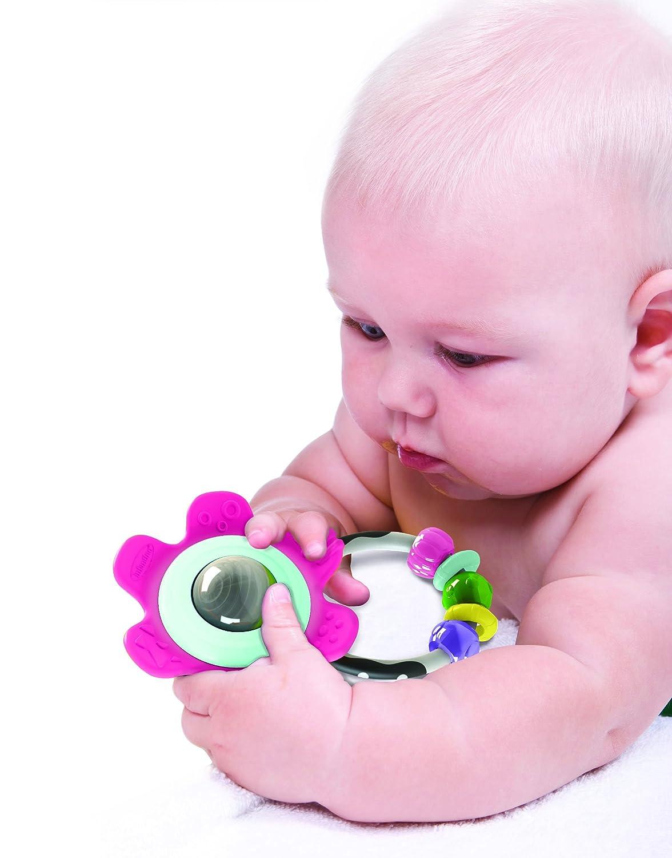 Infantino Hochet Fleur Rose