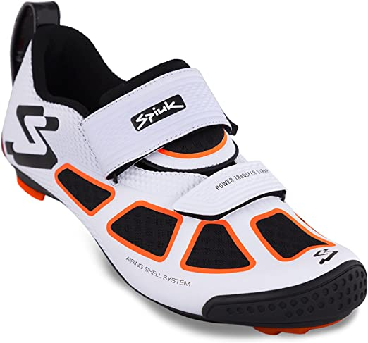 Spiuk Trivium Triathlon Zapatilla, Unisex Adulto: Amazon.es ...