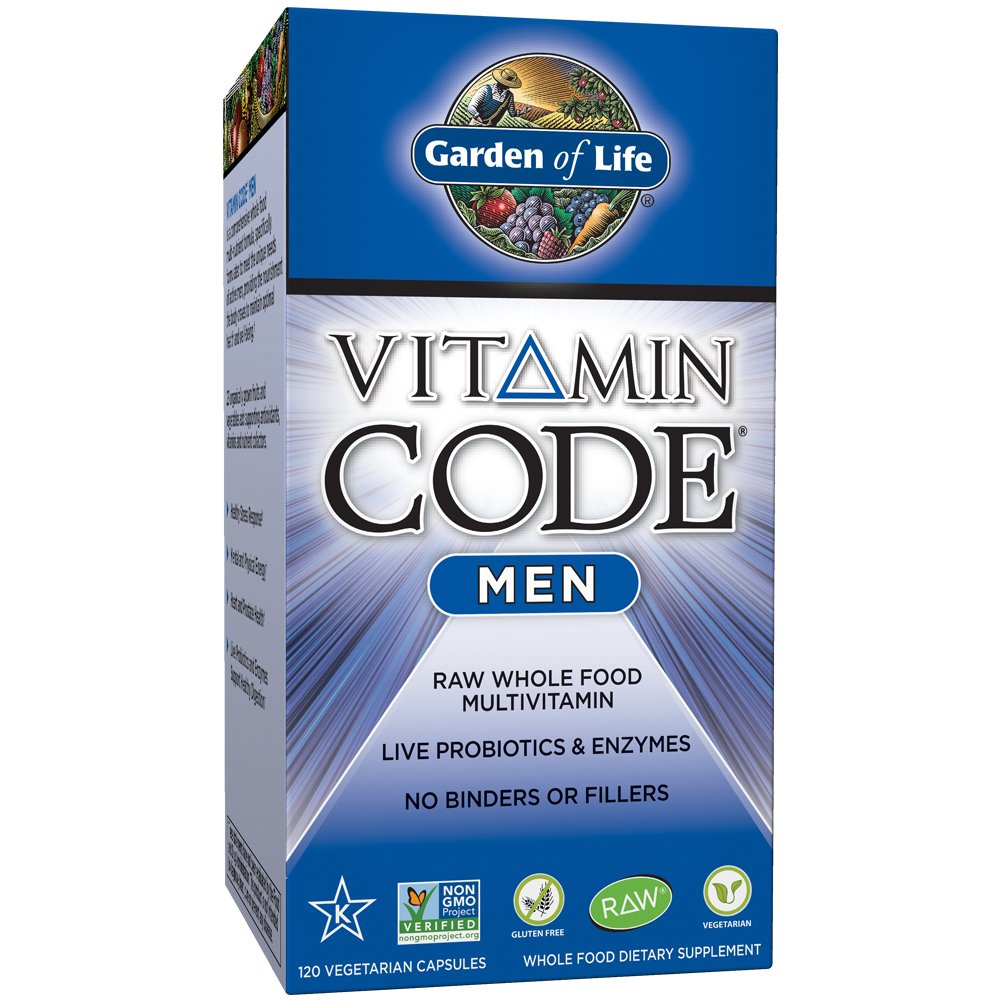organics family evolution capsules code vitamin of garden life