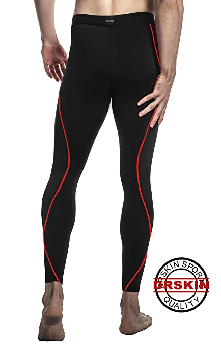 [DRSKIN] DB04 Compression Tight Pants Base Layer Running Pants Leggings Men Women (XL): Amazon.es: Deportes y aire libre