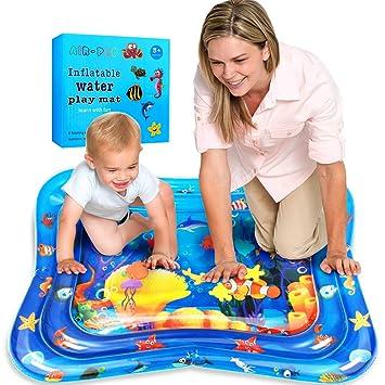 Wasser Spielmatte für Babys: Ab welchem Alter & welches Modell?