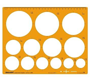 Redacción Jumbo Plantilla Círculo de diseño y símbolos plantilla de la plantilla Template
