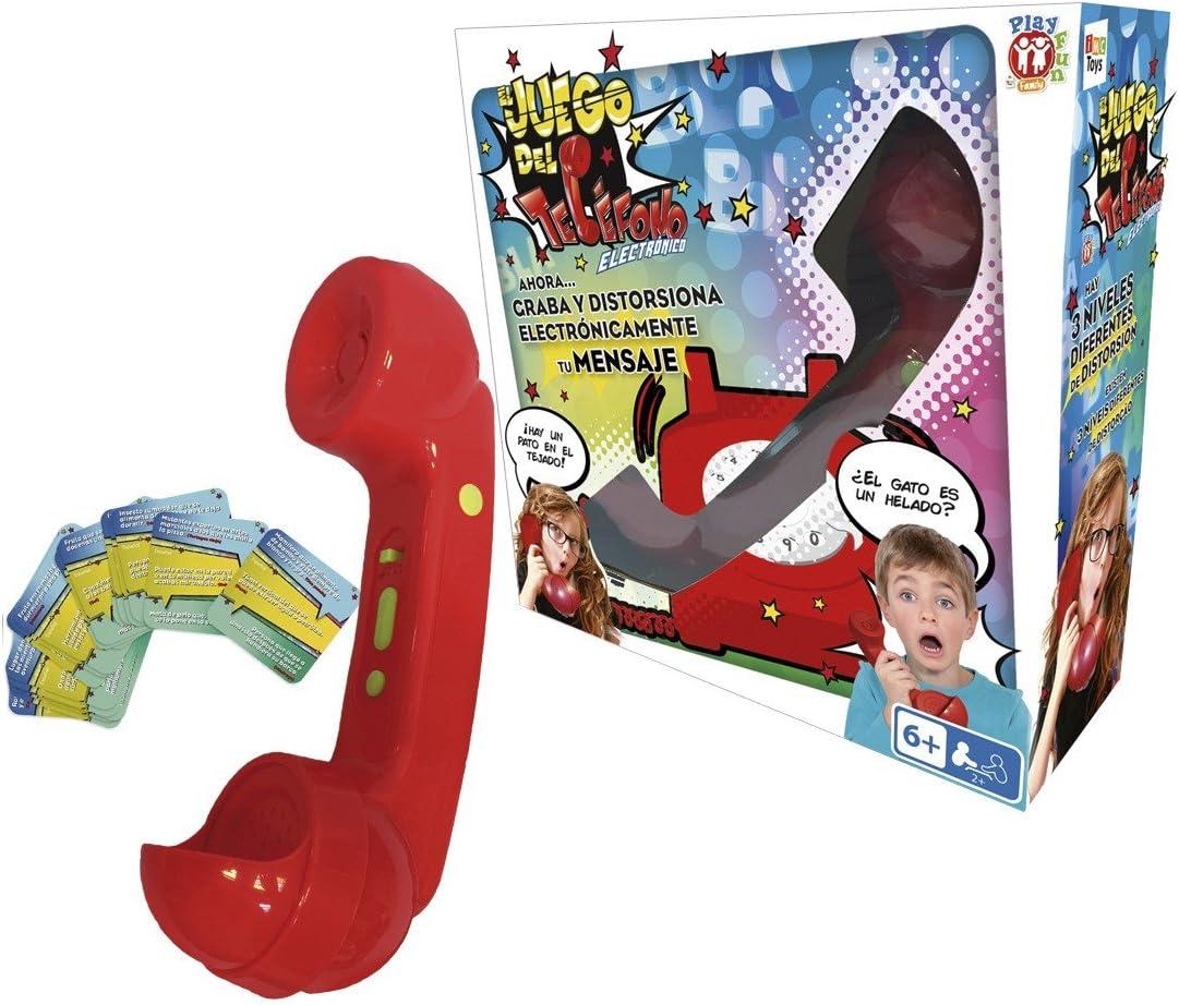IMC Toys - Juego de telefono (95168): Amazon.es: Juguetes y juegos
