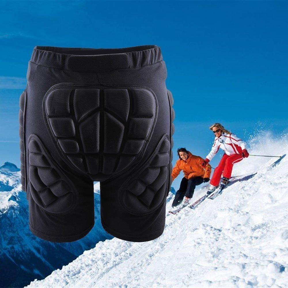 Sep Star Outdoor Gear pantalones cortos de protecci/ón para Skate//patinaje snowboard pantalones